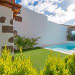 Ferienhaus Gran Canaria GC1247 Garten mit Pool