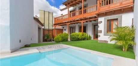 Ferienhaus Gran Canaria Santa Lucia 1247 mit privatem Pool für 2 – 3 Personen. An- und Abreisetag flexibel – Mindestmietzeit 1 Woche.
