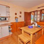 Ferienhaus Gran Canaria GC3364 Küche mit Tisch