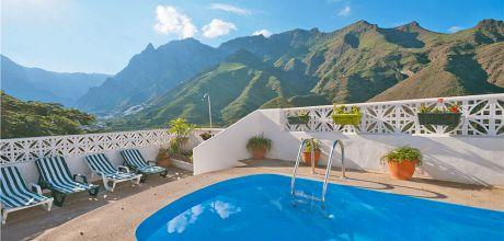 Ferienhaus Gran Canaria Suerte 3364 mit privatem Pool für 6 Personen. An- und Abreisetag flexibel – Mindestmietzeit 1 Woche.