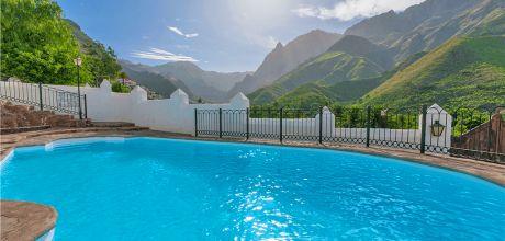 Ferienhaus Gran Canaria La Suerte 4365 mit privatem Pool für 8 Personen. An- und Abreisetag flexibel – Mindestmietzeit 1 Woche.