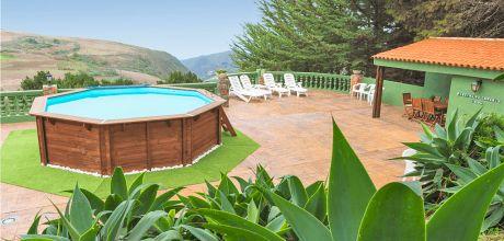 Ferienhaus Gran Canaria Saucillo 4383 mit Pool und Internet für 8 Personen. An- und Abreisetag flexibel – Mindestmietzeit 1 Woche.