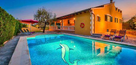 Mallorca Nordküste – Ferienhaus Pollensa 3169 mit Pool für 6 Personen, Strand 5km. An- und Abreisetag Samstag, Nebensaison flexibel auf Anfrage. 2019 buchbar.