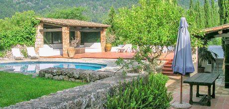 Mallorca Nordküste – Ferienhaus Pollensa 4405 mit Pool für 8 Personen. An- und Abreisetag Samstag. 2018 buchbar.