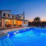 Ferienhaus Mallorca MA5325 Beleuchtung am Abend