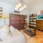 Ferienhaus Mallorca MA5325 Sitzecke mit TV