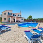 Ferienhaus Mallorca MA5325 Sonnenliegen am Pool
