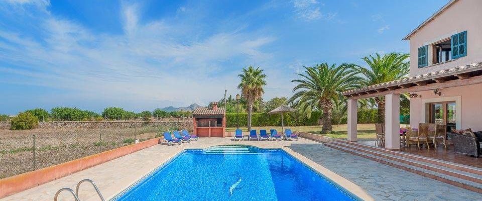 Ferienhaus Mallorca MA5325 mit Pool