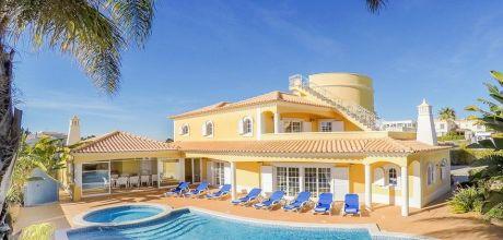 Villa Algarve Sao Rafael 4061 mit Pool für 8 Personen in Strandnähe (ca. 600m). An- und Abreisetag flexibel auf Anfrage – Mindestmietzeit 1 Woche. 2019 buchbar.