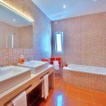 Villa Algarve ALS4069 Bad mit Wanne