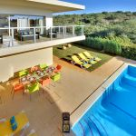 Villa Algarve ALS4069 Blick auf den Pool