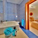 Villa Algarve ALS4069 Schlafraum mit Badezimmer