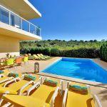 Villa Algarve ALS4069 Sonnenliegen am Pool