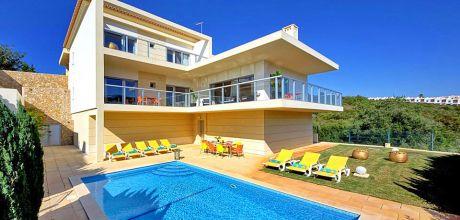 Villa Algarve Vale de Parra 4069 mit Pool und Internet für 8 Personen. An- und Abreisetag Samstag, Nebensaison flexibel auf Anfrage.