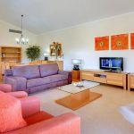 Villa Algarve ALS4071 Sitzecke im Wohnraum