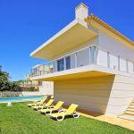 Villa Algarve ALS4071 Sonnenliegen im Garten