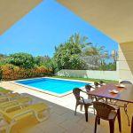 Villa Algarve ALS4071 Terrasse mit Gartenmöbel