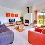 Villa Algarve ALS4071 Wohnraum mit TV