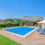 Ferienhaus Mallorca MA2024 Poolbereich