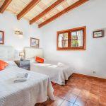 Ferienhaus Mallorca MA2024 Zweibettzimmer