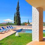 Ferienhaus Algarve ALS3004 Garten