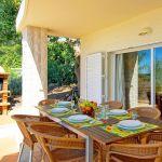 Ferienhaus Algarve ALS3004 Gartenmöbel auf der Terrasse