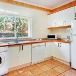 Ferienhaus Algarve ALS3004 Küche mit Waschmaschine