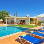 Ferienhaus Algarve ALS3004 Sonnenliegen am Pool