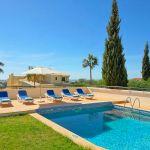 Ferienhaus Algarve ALS3004 Terrasse am Swimmingpool