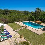 Finca Mallorca MA23487 Garten mit Pool