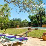 Finca Mallorca MA23487 Terrasse am Pool