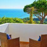 Villa Algarve ALS4068 Meerblick vom Balkon