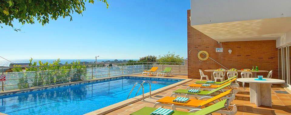 Villa Algarve ALS4068 Sonnenliegen am Pool