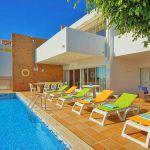 Villa Algarve ALS4068 Terrasse am Pool