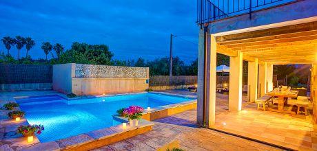 Mallorca Nordküste – Ferienhaus Pollensa 43462 mit Pool und Internet für 8 Personen mieten. An- und Abreisetag Samstag, in der Nebensaison flexibel auf Anfrage.