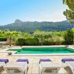 Finca Mallorca MA53473 Blick über den Swimmingpool
