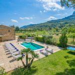 Finca Mallorca MA53473 Blick auf den Swimmingpool