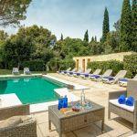 Finca Mallorca MA53473 Gartenmöbel um den Pool
