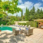 Finca Mallorca MA53473 Terrasse am Pool