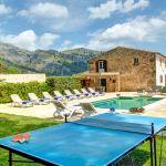 Finca Mallorca MA53473 Tischtennis-Platte im Garten