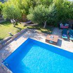 Ferienhaus Kreta KV23476 Blick auf den Pool