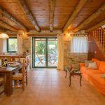 Ferienhaus Kreta KV23476 Couch im Wohnbereich