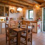 Ferienhaus Kreta KV23476 Esstisch in der Küche