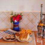Ferienhaus Kreta KV23476 Saftpresse in der Küche