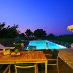 Villa Kreta KV22305 Abenddämmerung