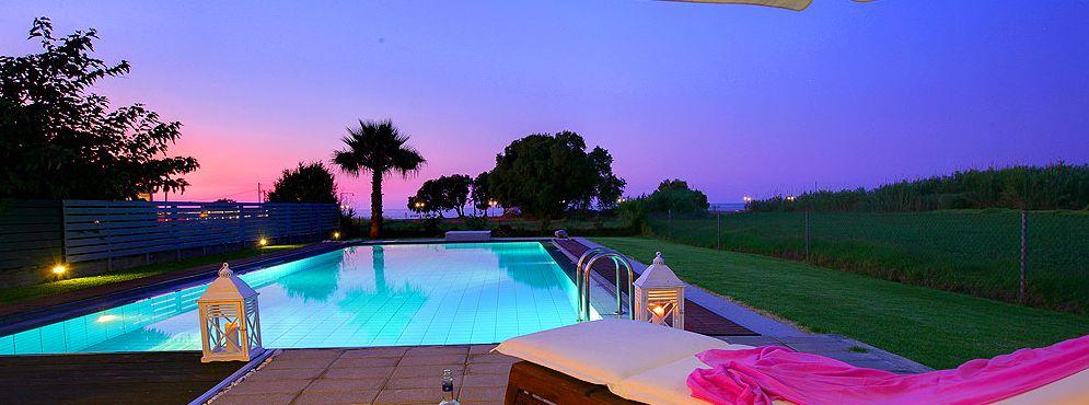 Villa Kreta KV22305 Poolbeleuchtung-schmal