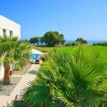 Villa Kreta KV22305 am Meer