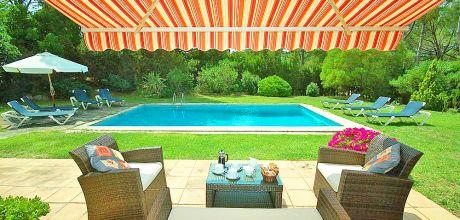 Ferienhaus Costa Brava Tamariu 3187 mit privatem Pool für 6 Personen nur ca. 700 m vom Strand entfernt. An- und Abreisetag Samstag. 2019 buchbar.