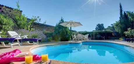 Finca Costa Brava Palafrugell 3197 mit privatem Pool für 6 Personen mieten. An- und Abreisetag Freitag! 2019 buchbar.