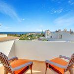 Ferienhaus Algarve ALS4606 Dachterrasse mit Meerblick